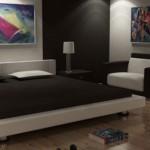 شیکترین دکوراسیون اتاق خواب 2014